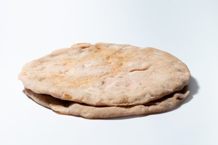 Pizza semintegrale con rapa rossa -2pz